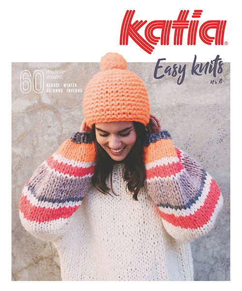 Katia Easy Knits Nr. 8 Herbst Winter 2019/20