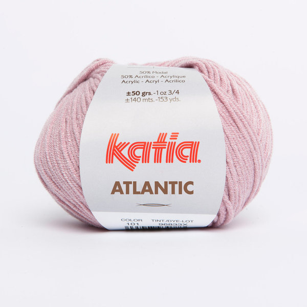 Atlantic (Pacific) rose (101) 50 g/LL ca. 140 m
